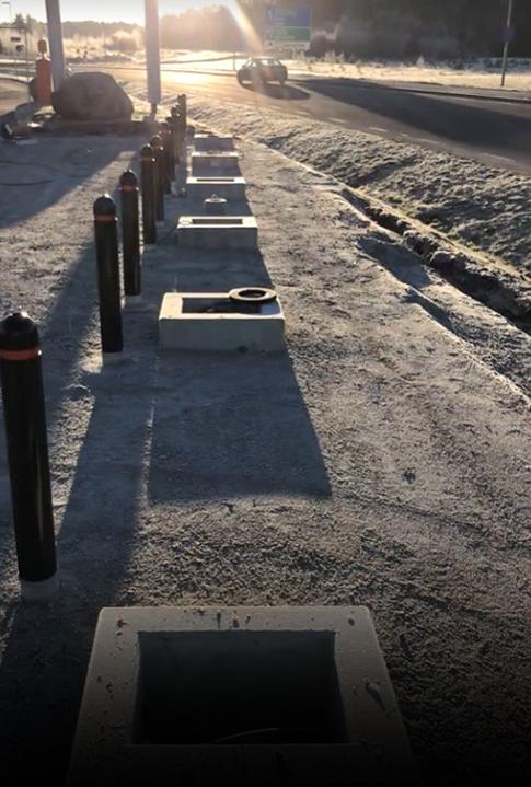 Réseau de bornes de recharge rapide Ionity